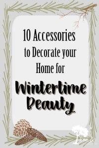 10 Winter Neutral Accessories