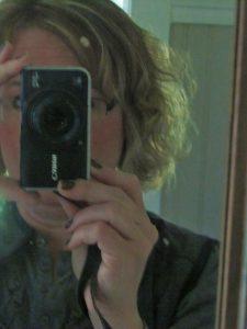 junking selfie
