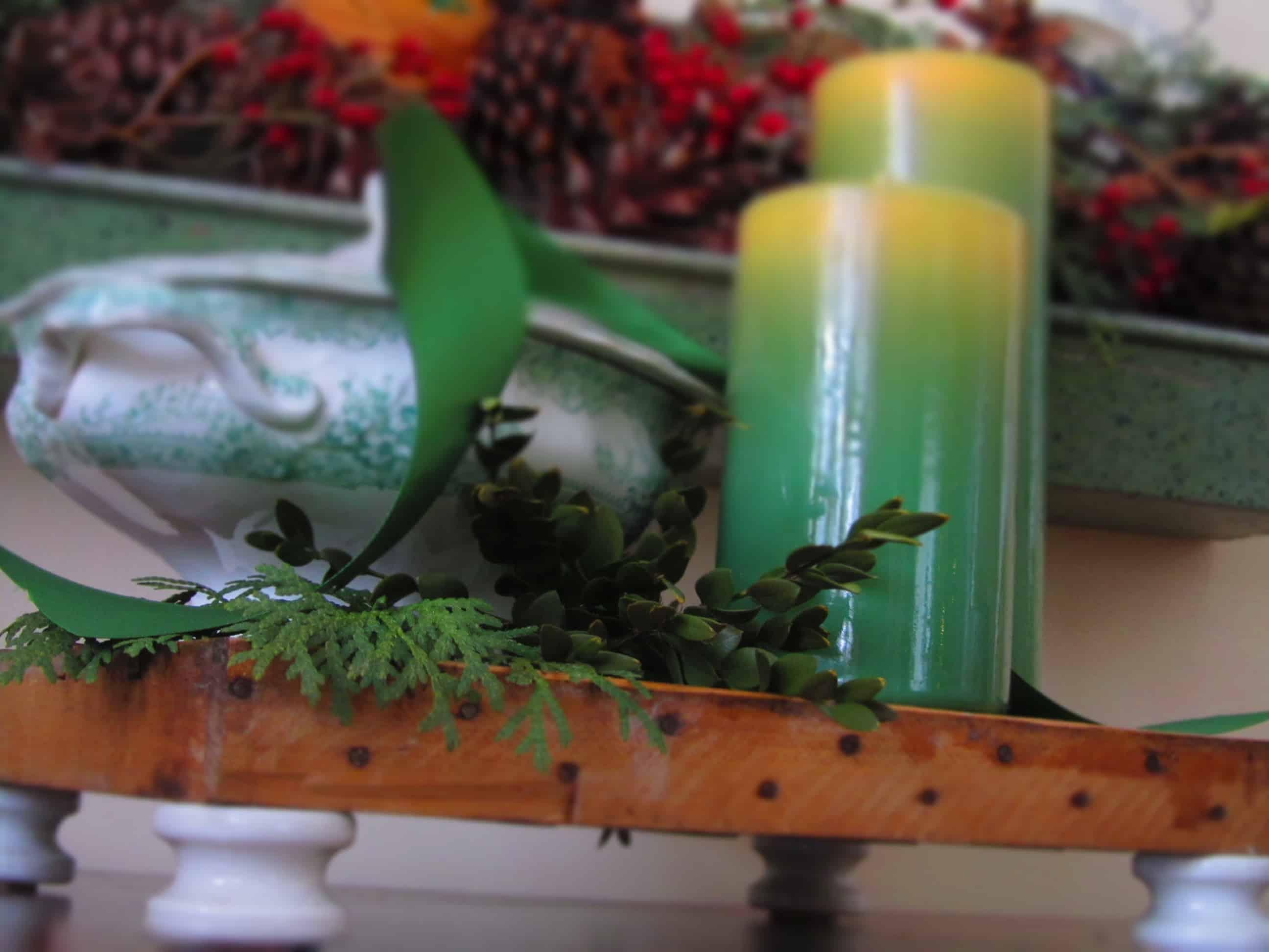 Classic Green Christmas