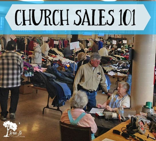 Church Sales 101