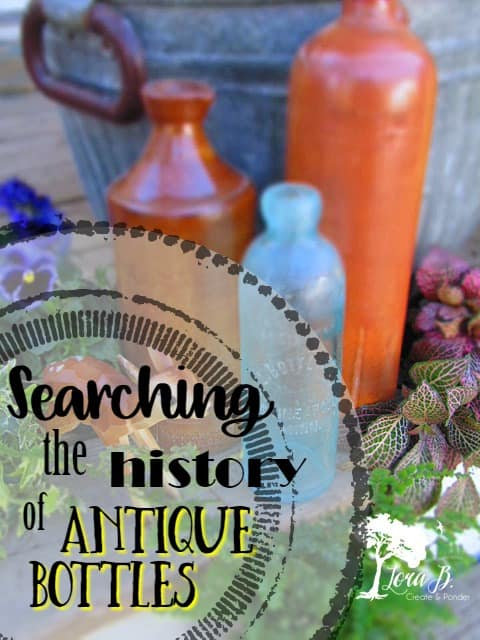 Antique Bottle Search