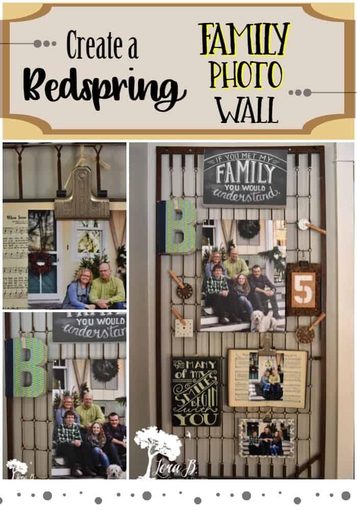Family Photo Wall ideas
