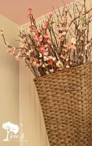 Decorate with Apple Blossoms