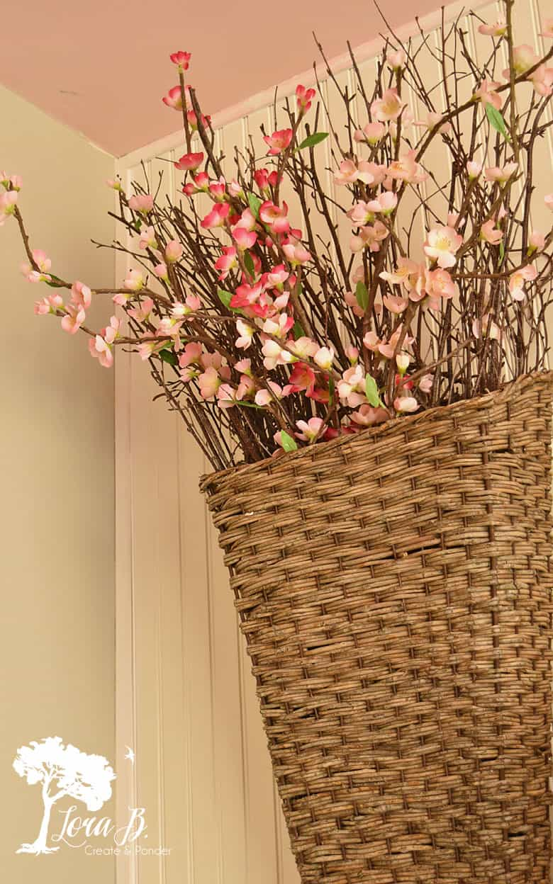 Decorate With Spring Branches!