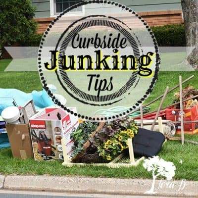 Curbside Junking Adventures and Tips