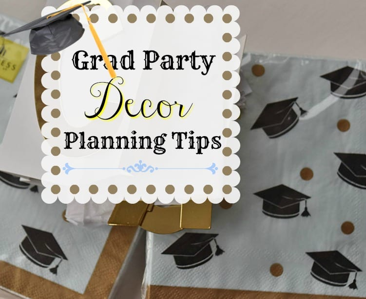 GradParty DecorTips