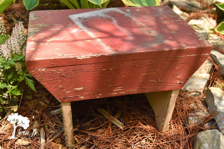 little stool