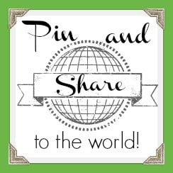 Pin and Share button