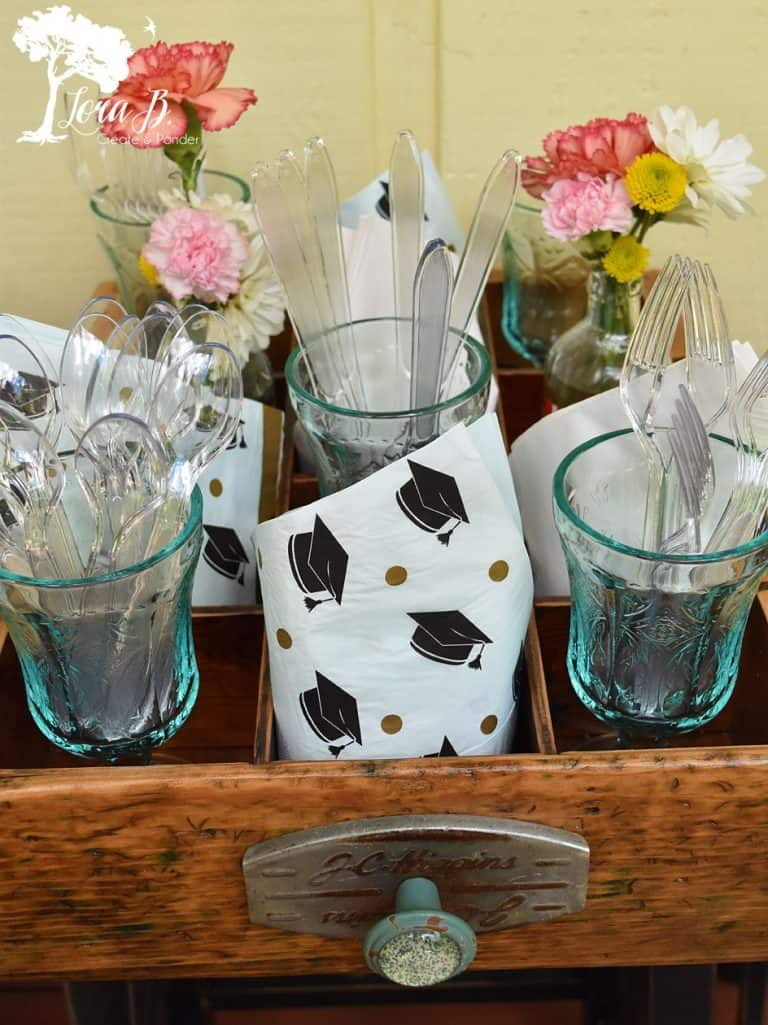 Use Vintage Finds and Refreshed Junk as Unique Serving Pieces and Centerpieces