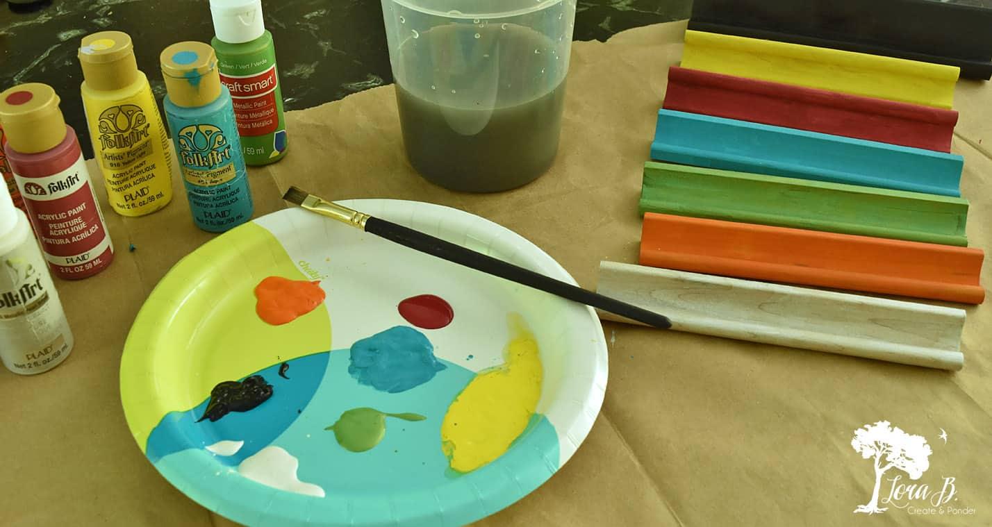 craft paints