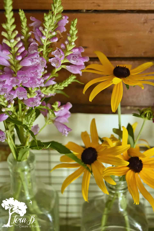 garden cut flowers