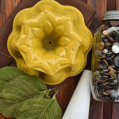 Easy Cake Mold Sunflower