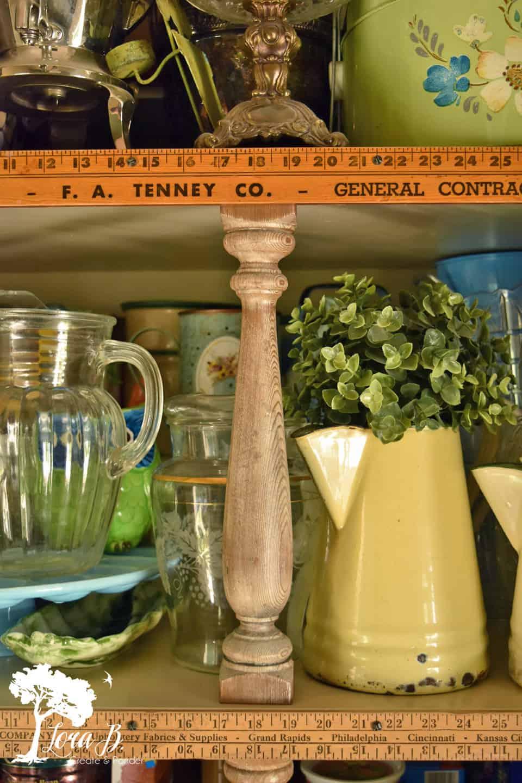 Pantry Organization, Vintage Inspired