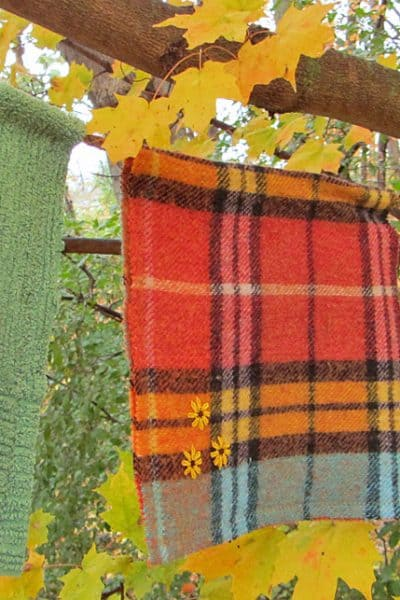 Wool Blanket Buntin