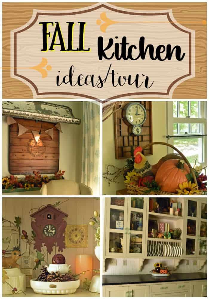 Fall Kitchen Ideas