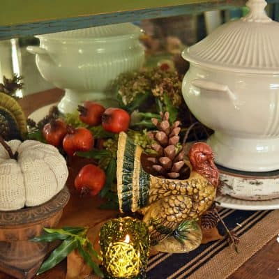 Styling the Thanksgiving Table, Step-by-Step