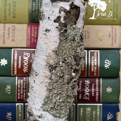 How To Make an Easy Book Tree