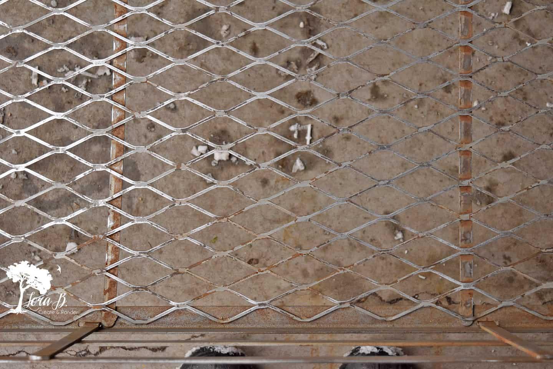 Industrial metal mesh