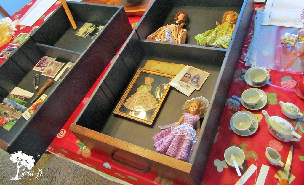 Drawer Memory Boxes