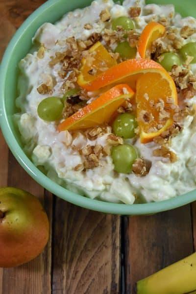 Acine De Pepe Fruit Salad