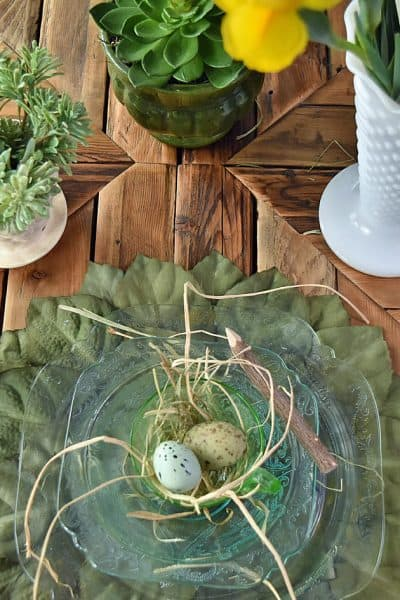 Leafy Placemats