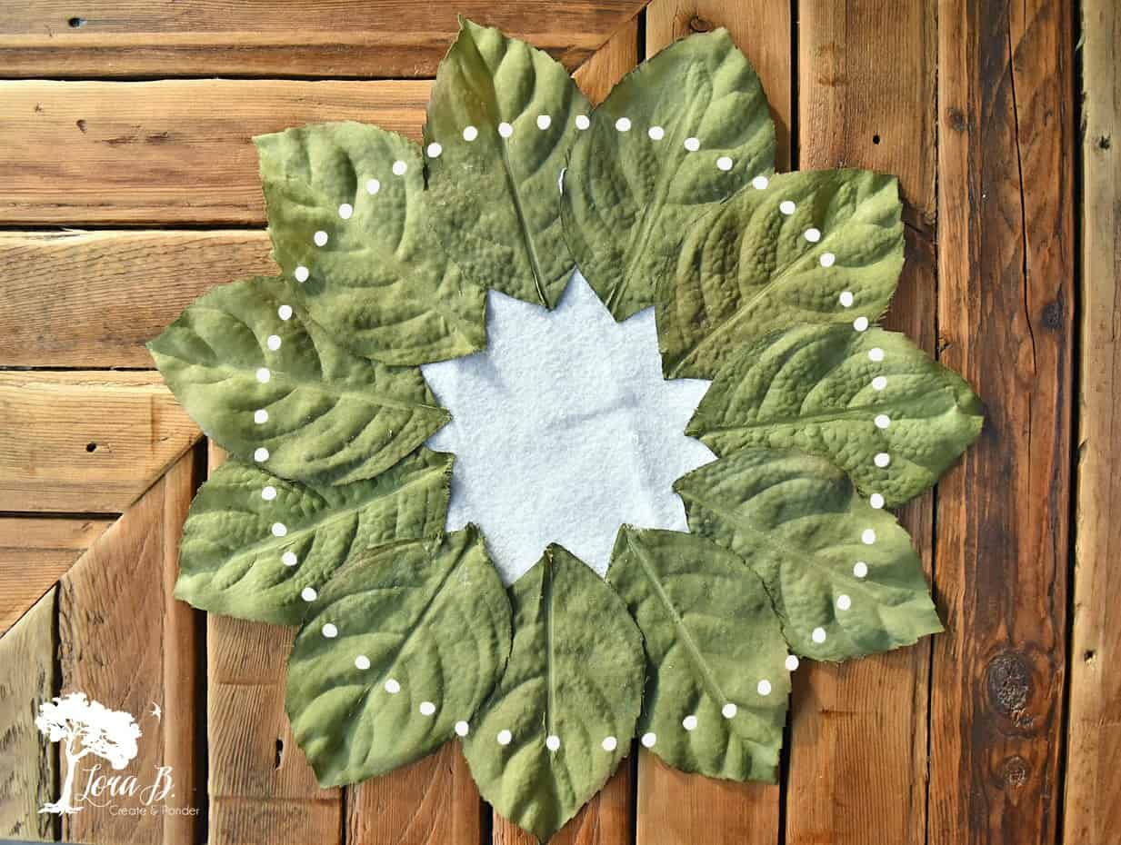 Leafy Placemat