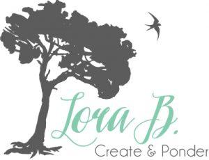 Lorabloomquist.com Logo