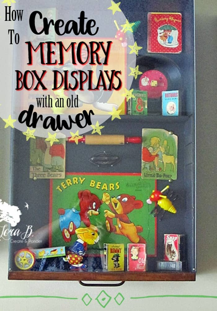 Memory Box Display