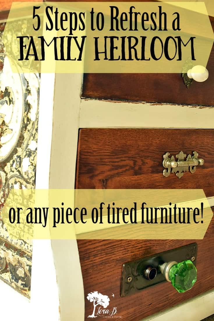 Refreshed Furniture