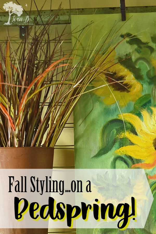 Fall Styling in the Back Entry
