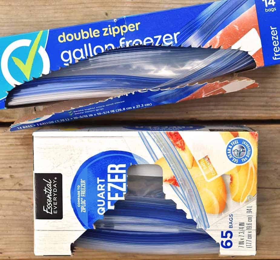 Creator's Tips: Simple, Smart Uses for Plastic Baggies