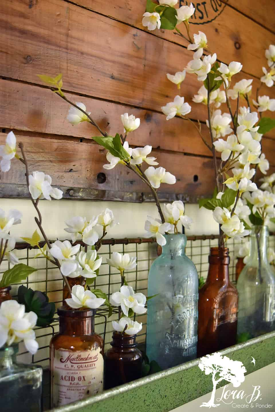 Styling Spring Branches