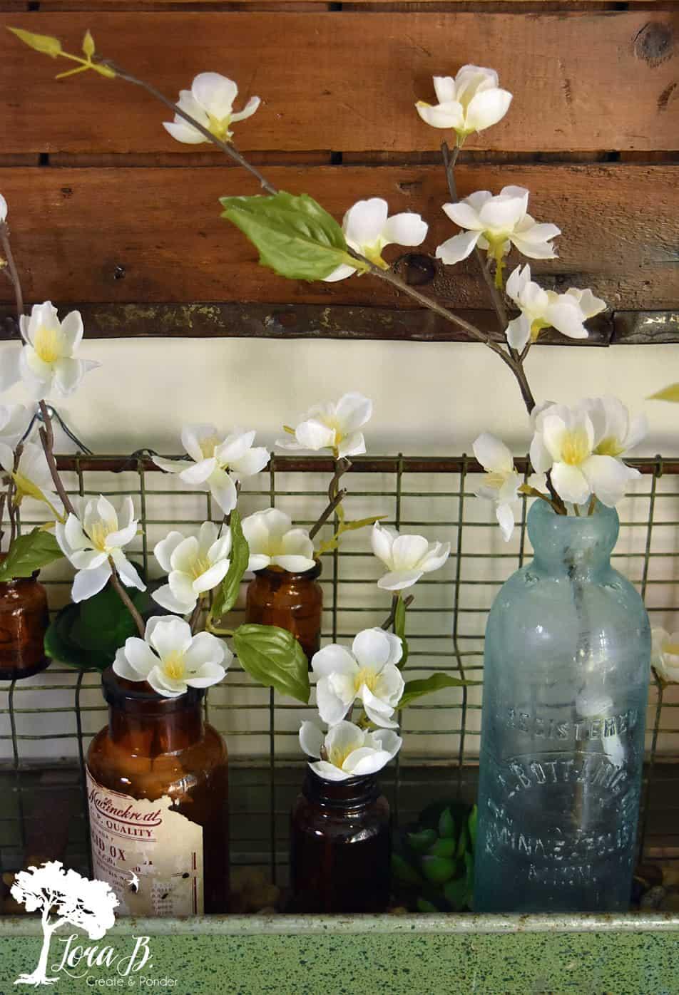 Maximize your Faux Flowers