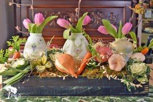 Springtime Centerpiece