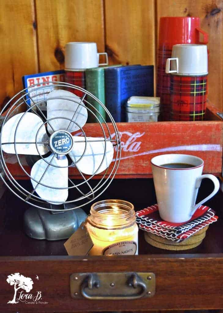 vintage cabin decor ideas