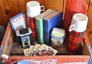 vintage cabin decor ideas