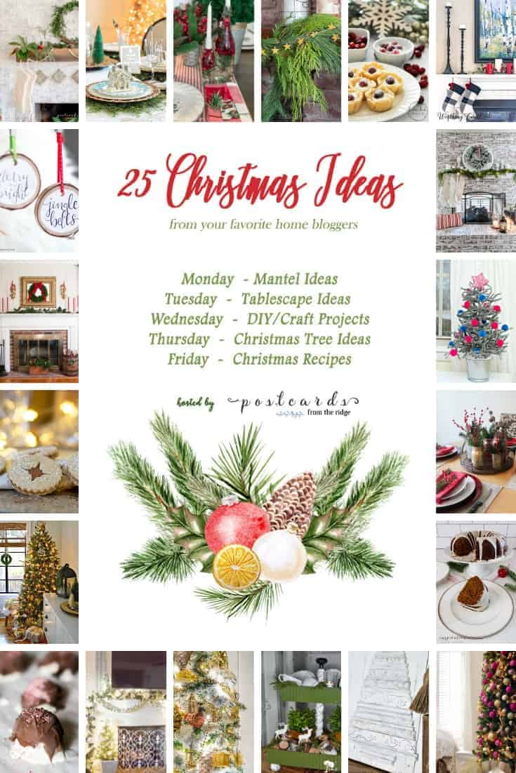 Christmas Ideas Blog Hop