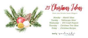 25 Christmas Ideas Blog Hop