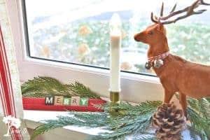 vintage Christmas decorating ideas