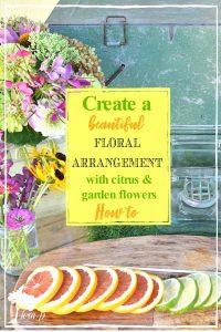floral arrangement how to