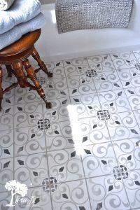 vintage style new tile