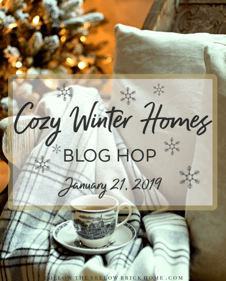 Winter Homes blog hop