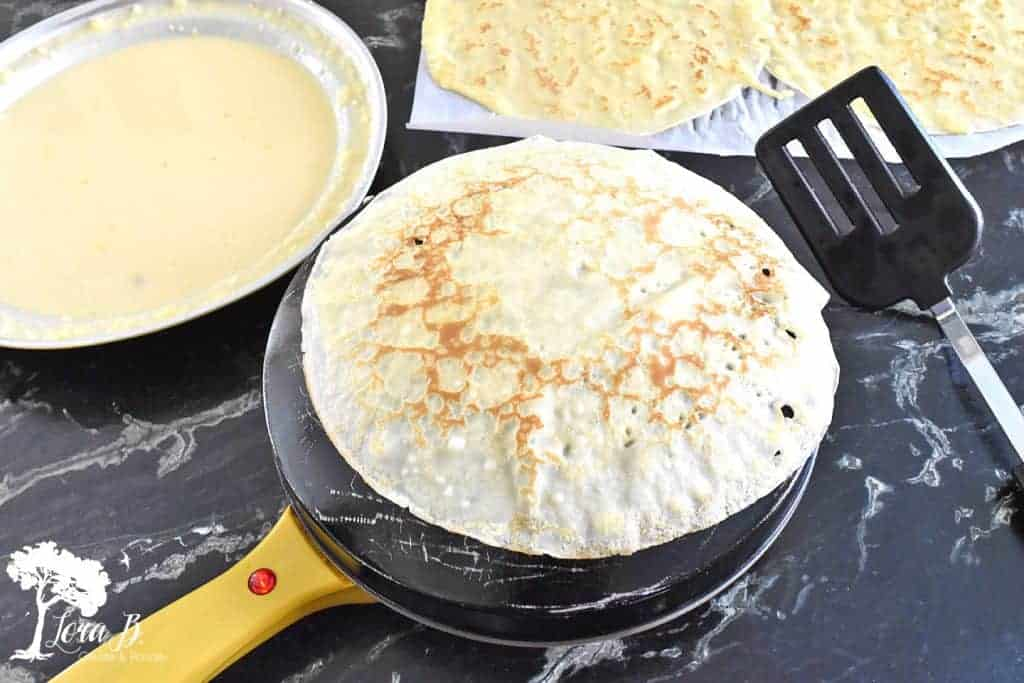 dessert crepes how to