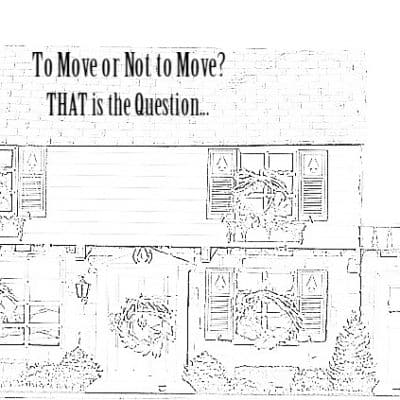 How to Decide Whether To Move or Not