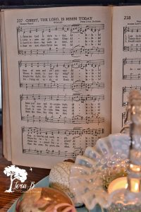 Old hymnal