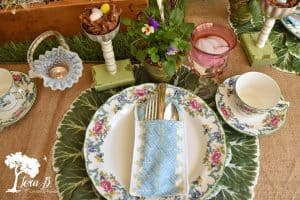 Spring Table Decorating Tips