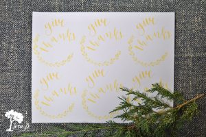 thanksgiving free printable placecards