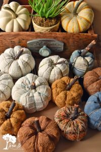 Fabric Pumpkin How-To