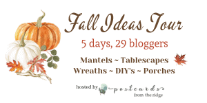 fall ideas blog hop