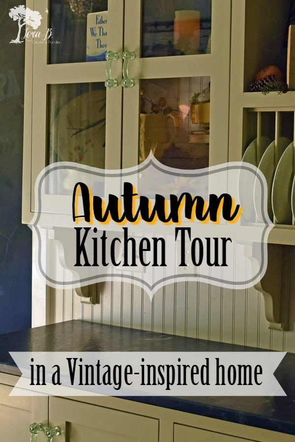Fall Kitchen Tour